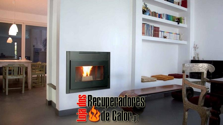 Recuperadores de calor Genius mini 17kw - aquecimento central