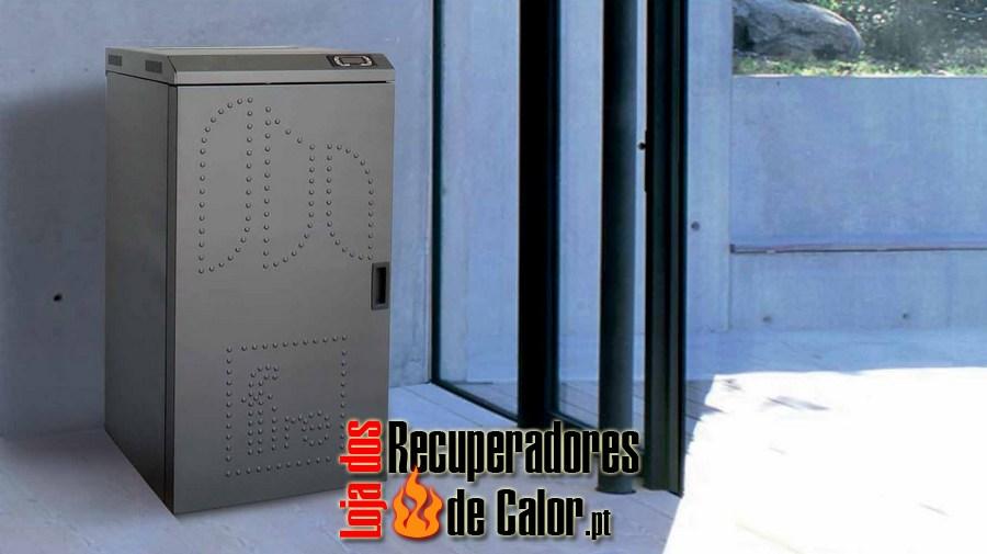 Caldeira aquecimento central poseidon 2 24kw