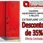 Caldeiras Pellets Aquecimento central – Extraflame LP20