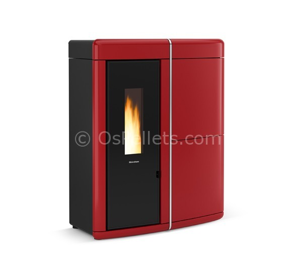 La Nordica Extraflame Evolution Line - Evelyne Idro Bordeaux
